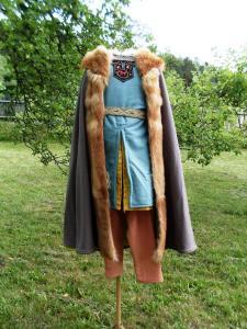 Urozený muž, raný středověk.
