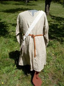 Vesničan, raný středověk.