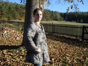 Podzimní/jarní kabát