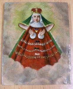 Obraz P. Marie Podsrpenské