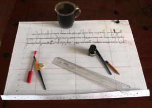 Papírová předloha