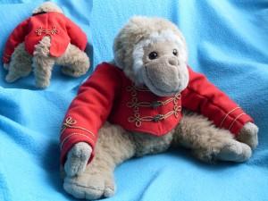 Kabátek pro opici :-)