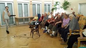 Přednáška pro seniory